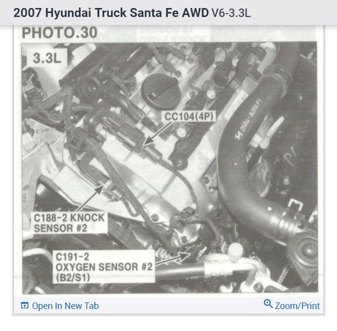 Oxygen Sensor Wear Do I Find My In Car How Can Rh2carpros: 2007 Hyundai Santa Fe O2 Sensor Location At Gmaili.net