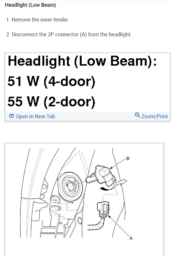 Headlight Bulb  I Want To Replace The Halogen Bulbs For