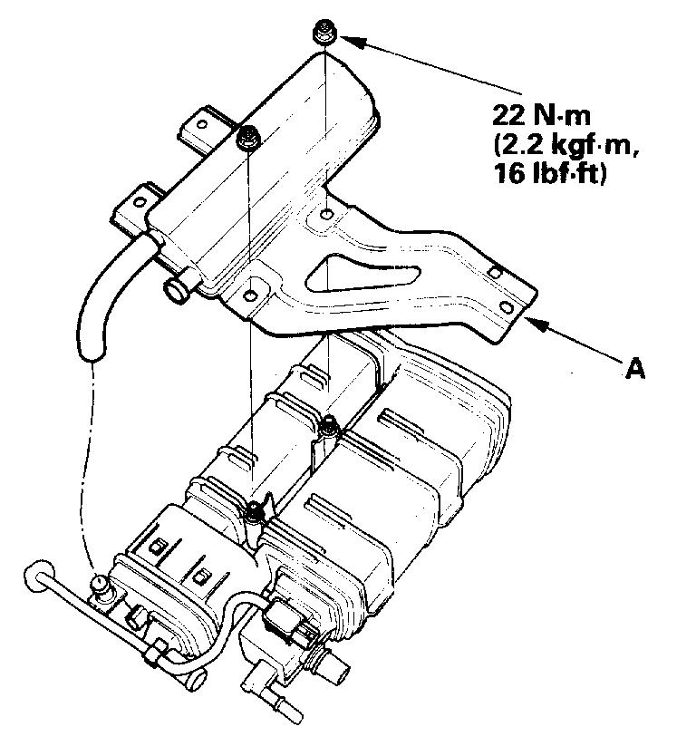 1996 Honda Accord Check Engine Light Codes