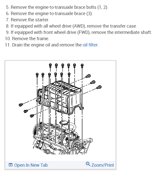 Timing Chain How To Install A Timing Chain For A 2005 Equinox