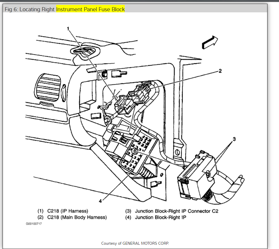 Belt Diagram For 2004 Chevy Impala Ss 2004 Chevrolet Impala