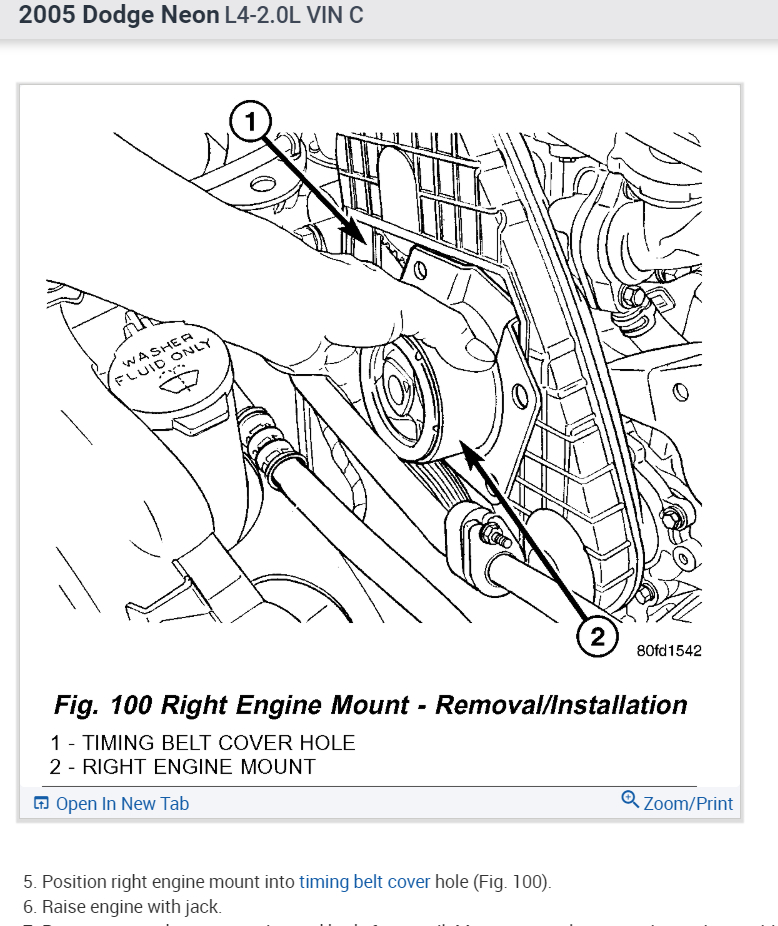 engine mount loud vibration through frame it makes a really