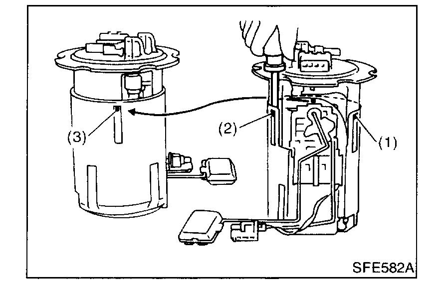 Mercede Benz Ml320 Fuel Filter Location