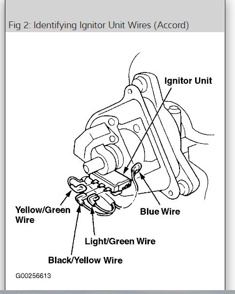 Honda Prelude Vacuum Lines