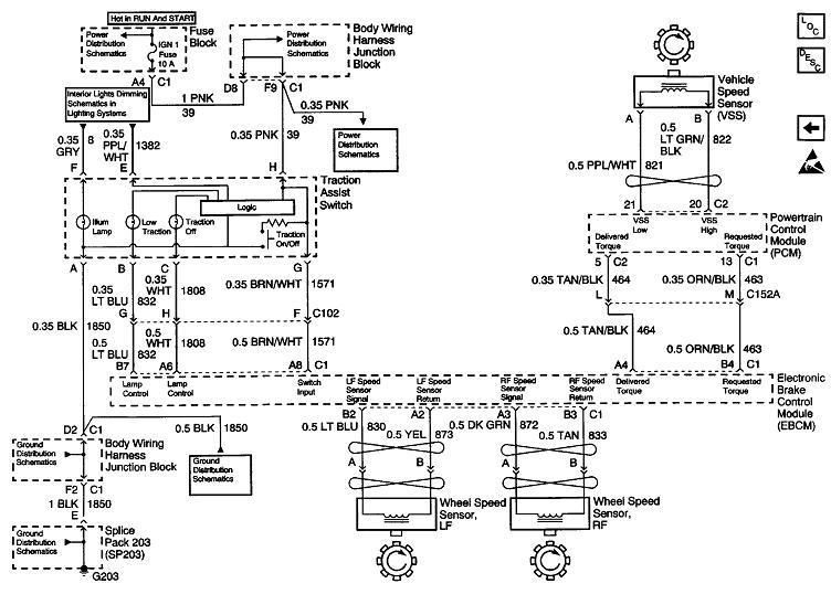[SCHEMATICS_4UK]  ABS Module Wiring?: the Protective Tubing on My ABS Module Wiring ... | 02 Silverado Abs Wiring Diagram |  | 2CarPros