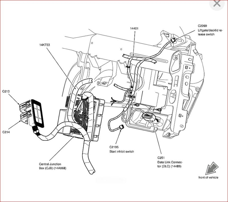 Under Hood Fuse Box Diagram Needed  I Would Like To Know The