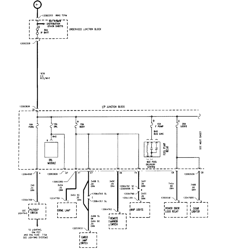 Fuse Box Diagram Can I Get A Fuse Box Diagram Please