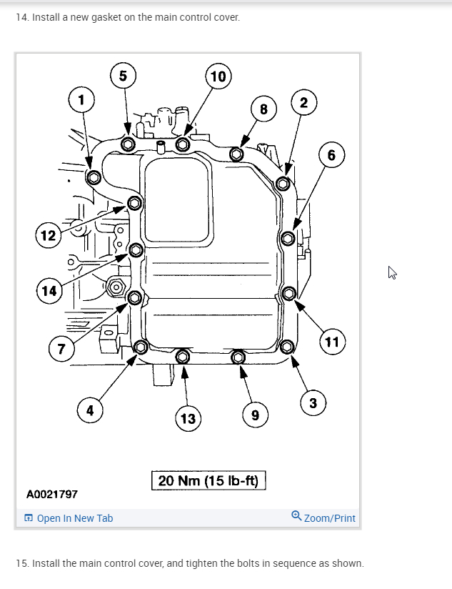 Transmission Shift Solenoid Replacement  Can They Be