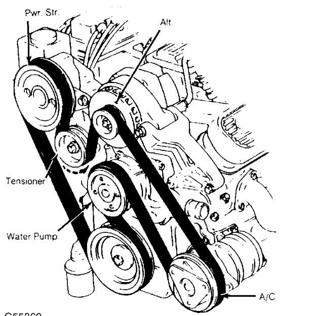 Replacing My Serpentine Belt  I U0026quot M Replacing My Serpentine
