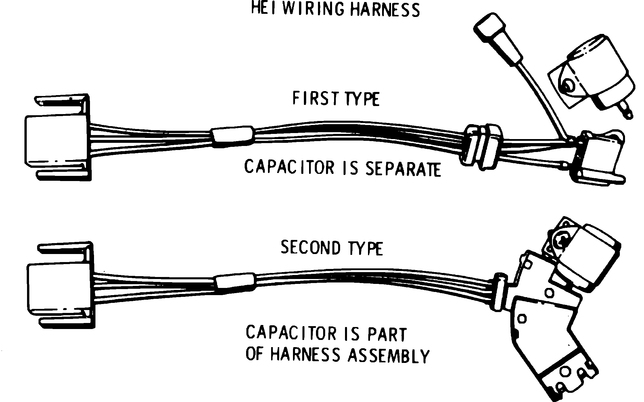 Chevy Hei Distributor Wiring Diagram V6