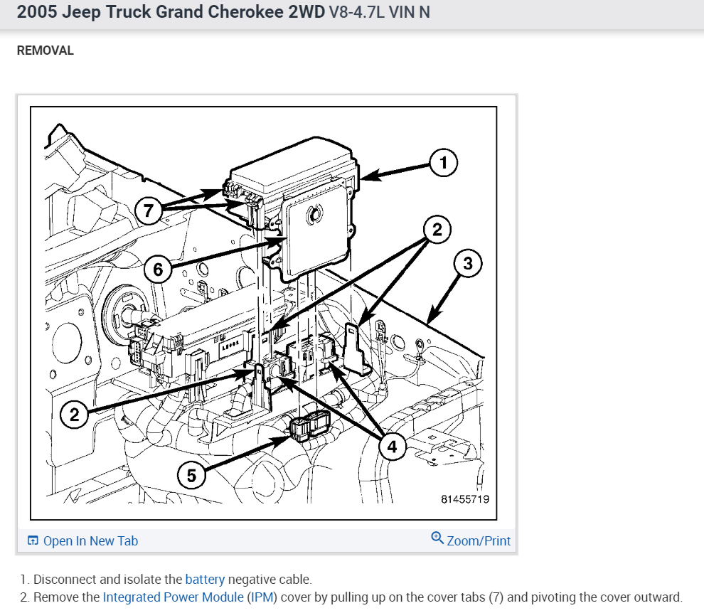 Jeep Wj Door Wiring Harness