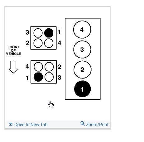 ford ranger spark plug wire diagram  daewoo tacuma