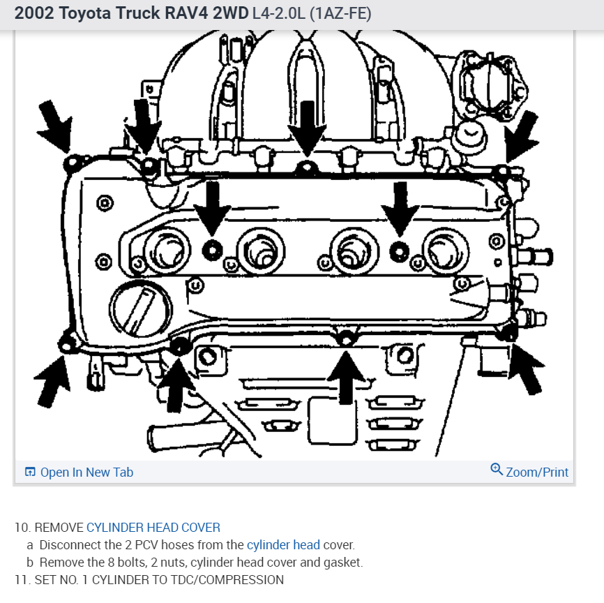 Timing Chain: After Changing the Timing Chain Where Can I