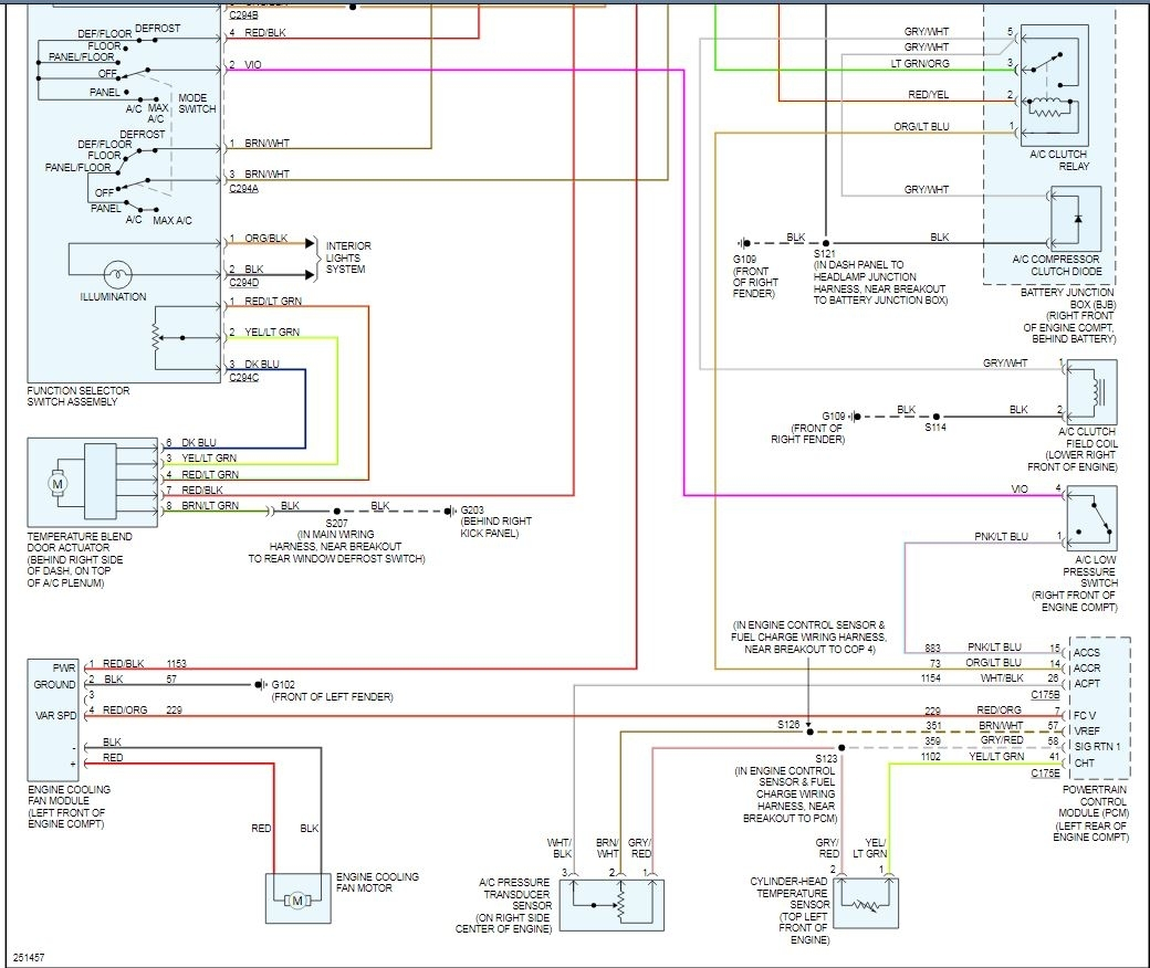 [DIAGRAM_5NL]  Location of Ac Relay: Where Can I Find Out Whitch One Is the Ac ... | 2008 Crown Victoria Wiring Diagram |  | 2CarPros