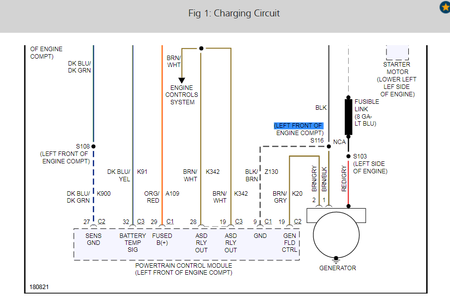 [DVZP_7254]   No Power to Coils or Injectors: I Bought the Car Barely Running. I... | 2007 Chrysler Pacifica Wiring Diagrams |  | 2CarPros