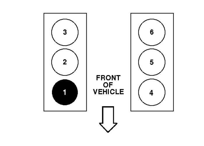 Firing Order Could You Please Send Me A Diagram Of The Firing