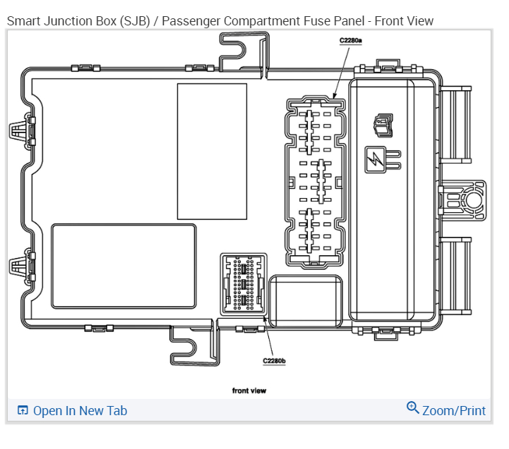 [SCHEMATICS_4JK]  Turn Signal/Emergency Flasher: 'm Getting Mixed ... | Smart Junction Box Sjb Fuse 15 |  | 2CarPros