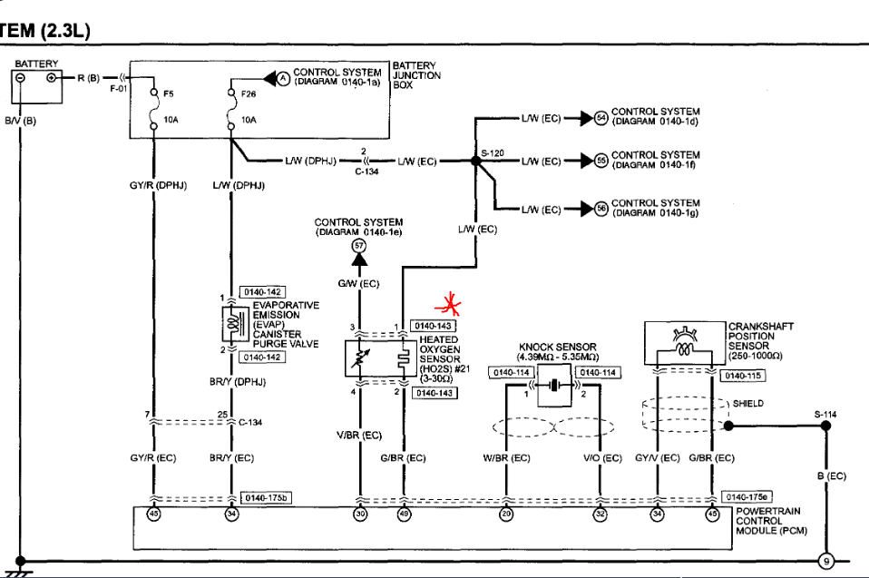 93 F150 Engine Diagram - Wiring Diagram Networks