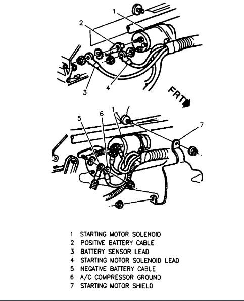 Wiring Harness Diagram Needed  Got The New Engine In  Need