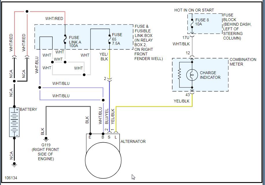 My Strange Alternator Problem Ls1tech Manual Guide