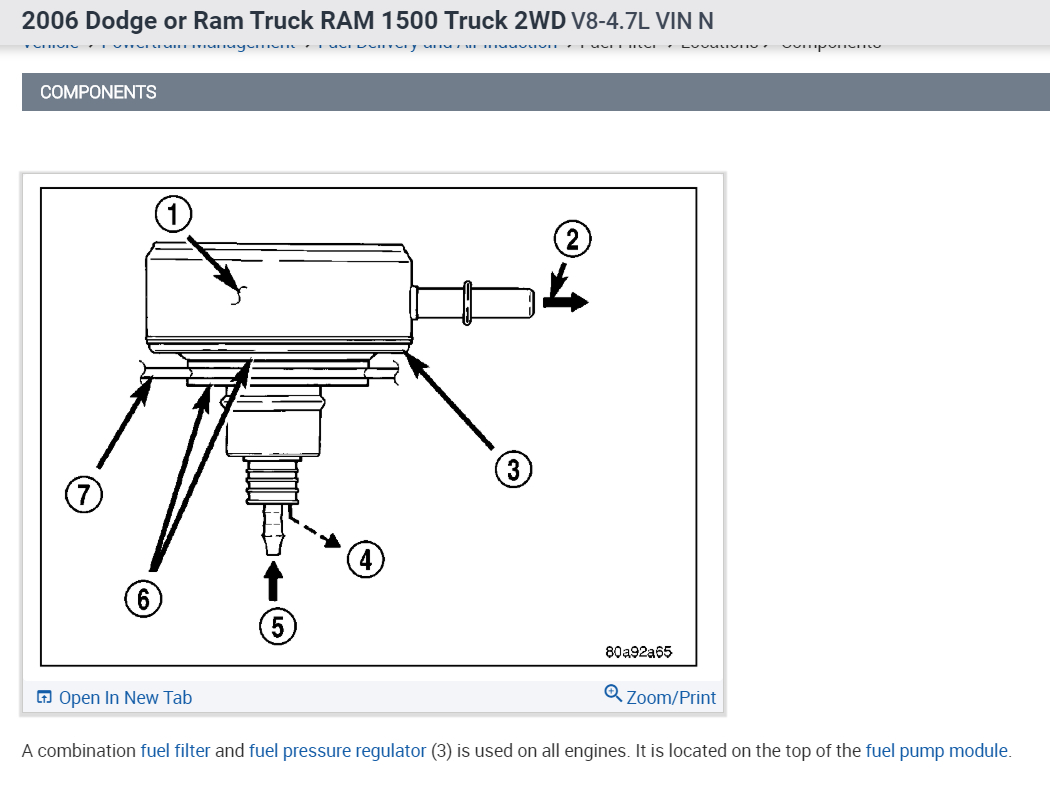 [SCHEMATICS_48EU]  Fuel Filters: Trying to See if I Would Be Able to Change Fuel ...   2008 Dodge Ram Fuel Filter Location      2CarPros