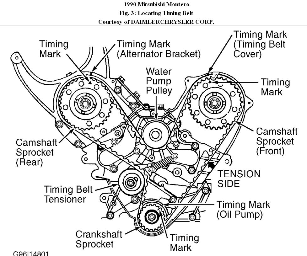wrong engine diagram  my engine is a 3 0 with 12 valves