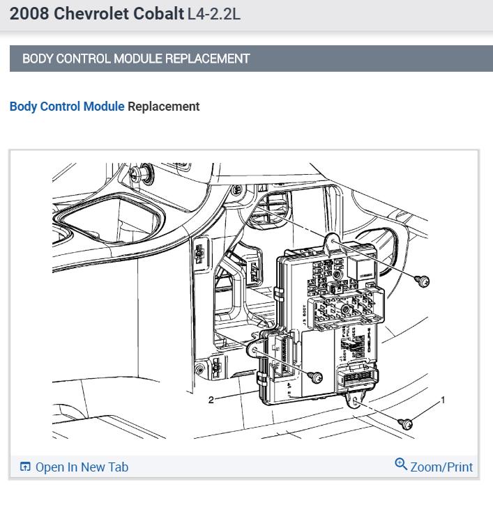 2008 cobalt turn signal wiring diagram  ford motor wiring
