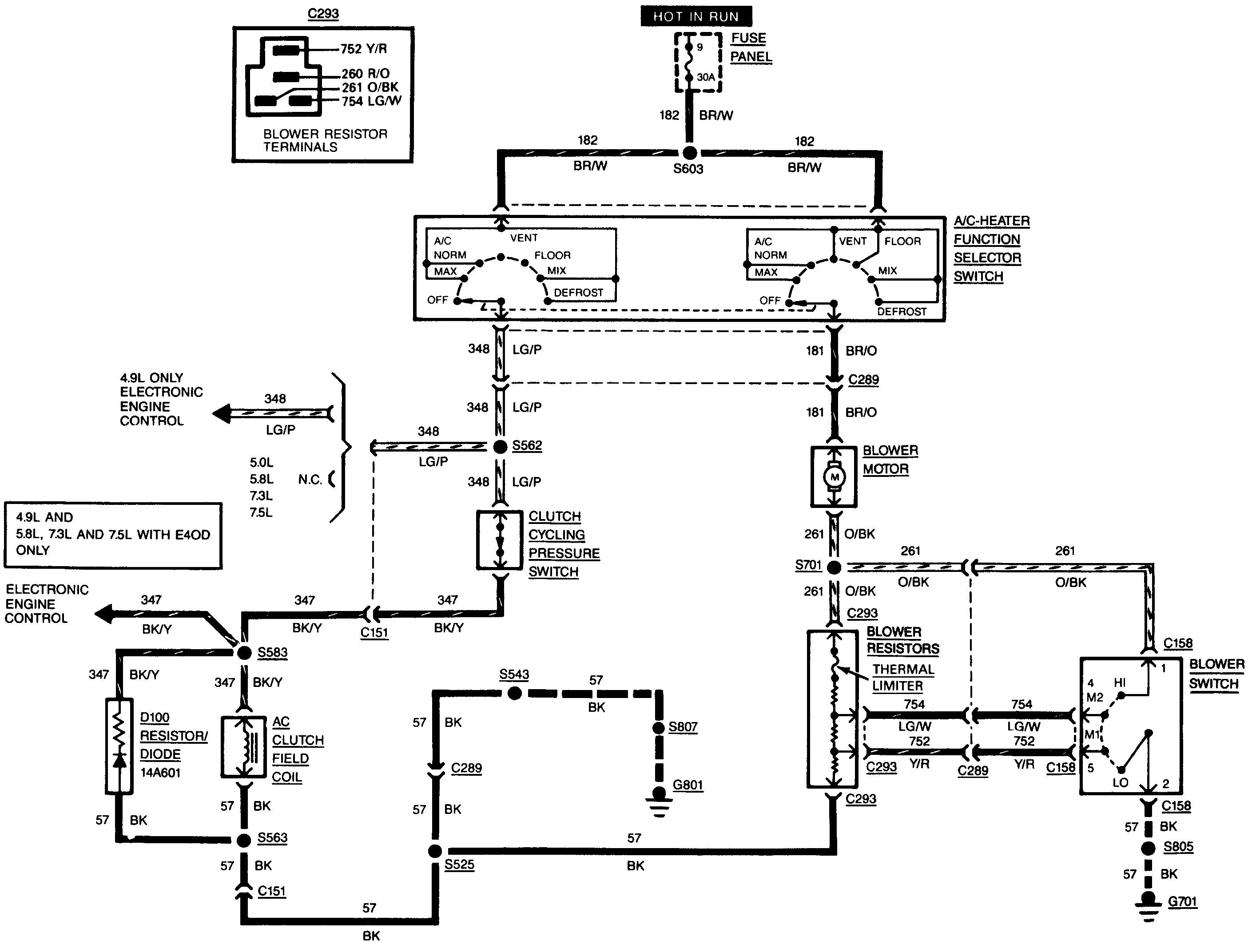 Heater Controls Replacement Wiring Diagram Needed  I Need