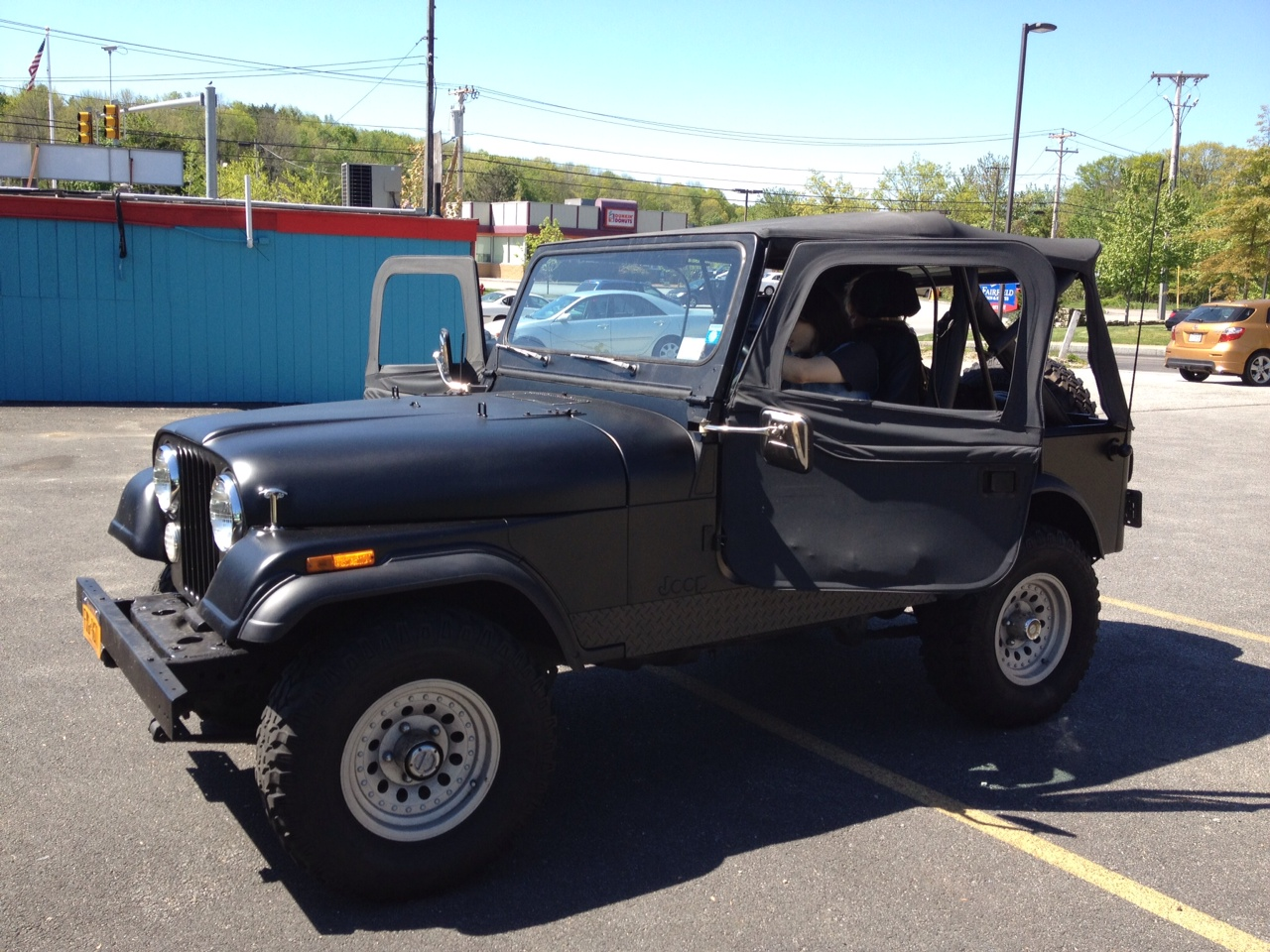 85 Cj7 Need Help W Electrical Not Starting Caused By Me Starter Wiring Diagram For 1985 Jeep Pick Up Thumb