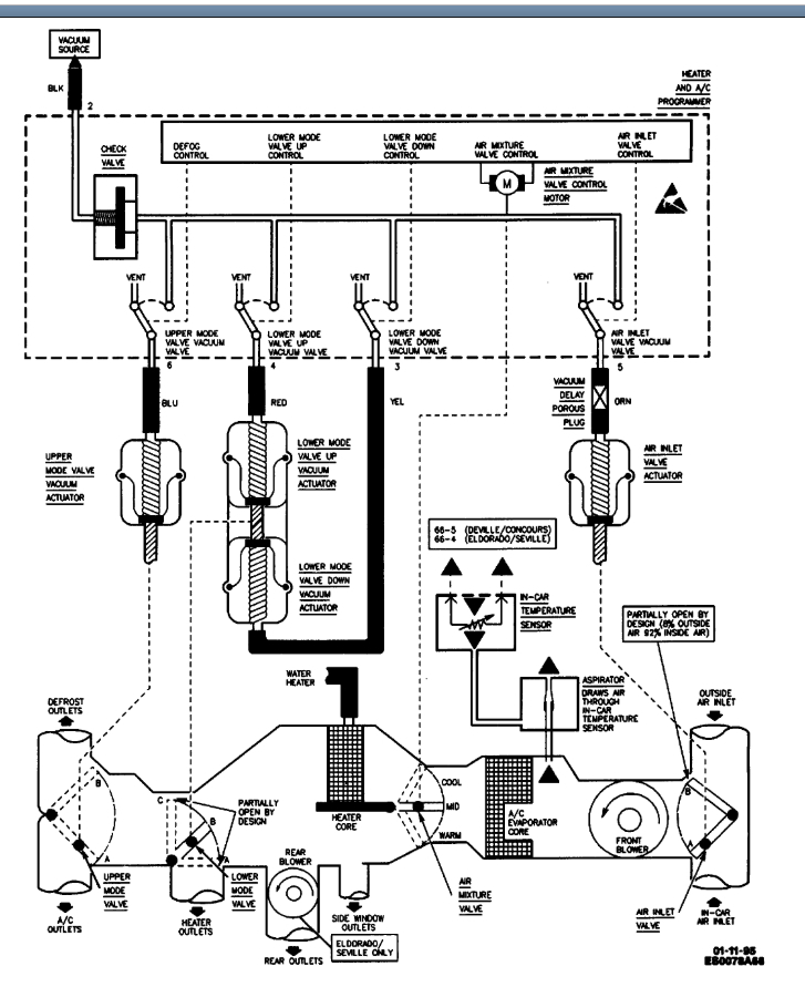 Engine Vacuum Hose Diagram Where Can I Find A Vacuum Hose Diagram