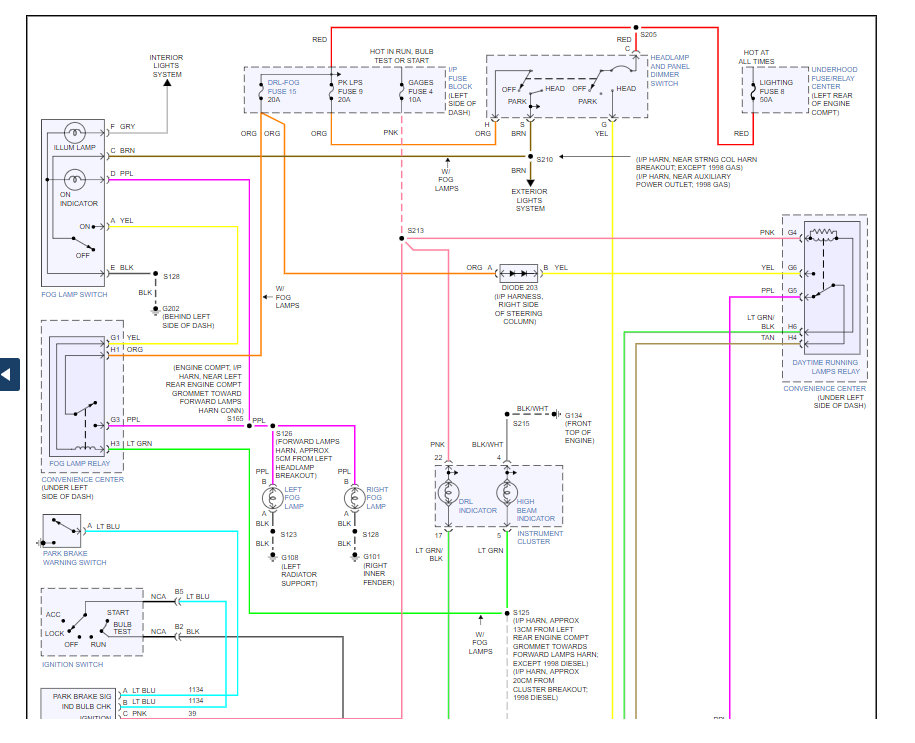 Headlight Switch Wiring Diagram I Am Trying To Find A Place To