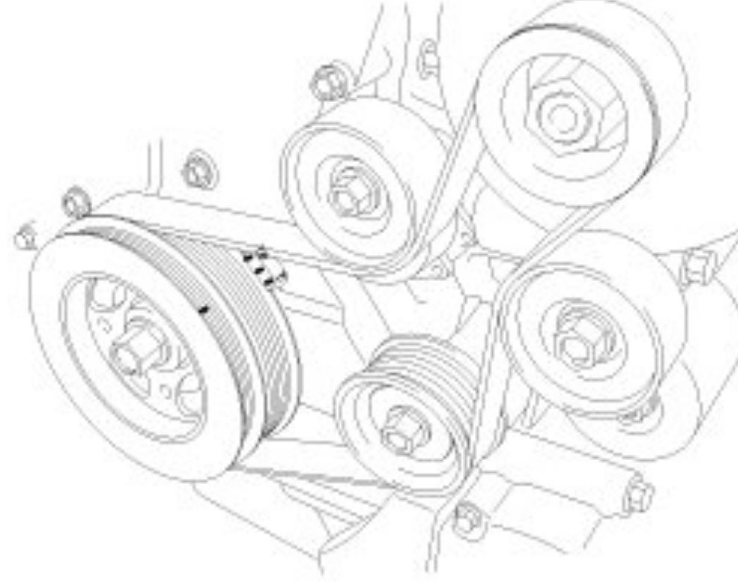 Belts Diagram Needed  I Need A Diagram For Both Belts On The Car