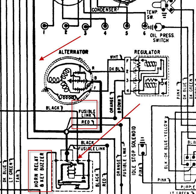 Is The Wiring For This 10dn Alternator Correct Whick Leads Do I
