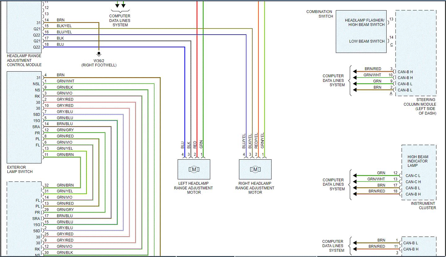 Headlights Wiring Schematics  Diagrams Needed  Hi  I Need