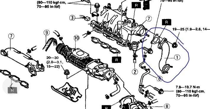 Need Help Identifying Radiator Hose Manual Guide