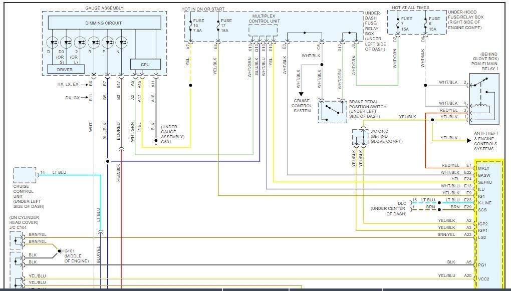 Ecu Wiring Diagram  Hey  I U0026 39 M Putting An Engine In The Car