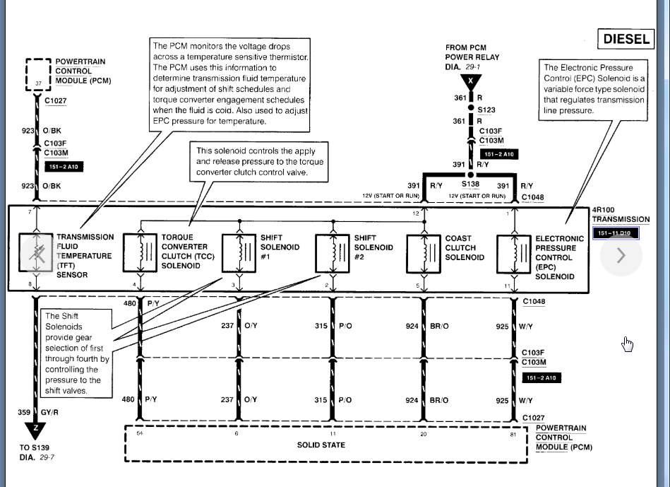 Transmission Wiring Diagram Needed  Needing To Replace My Neutral