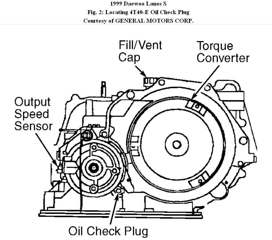 2001 Daewoo Lanos Ignition Wiring Diagram Html