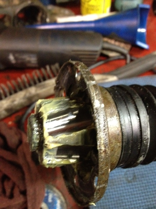 Chevrolet Equinox Problems >> Drive Shaft Problems: AWD Equinox the Slip Yoke Which Bolts Up to ...