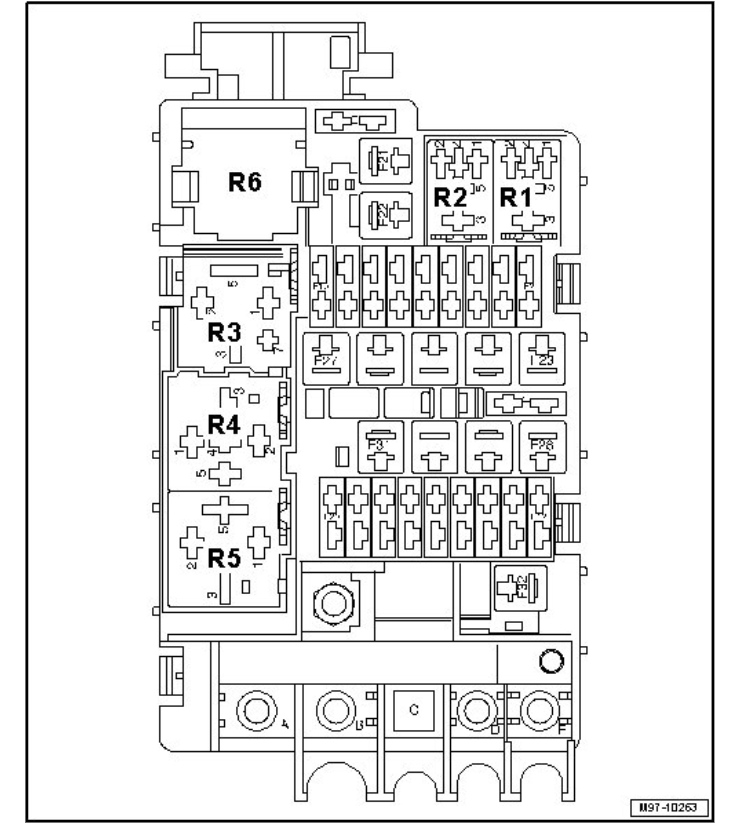 Fuse Diagram Please There Is Not One In The User Manual Or On