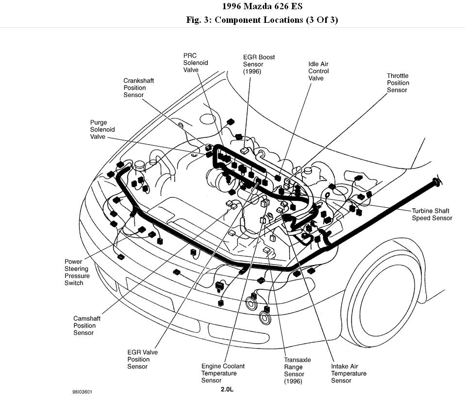 2002 mazda 626 engine diagram engine free printable wiring diagrams