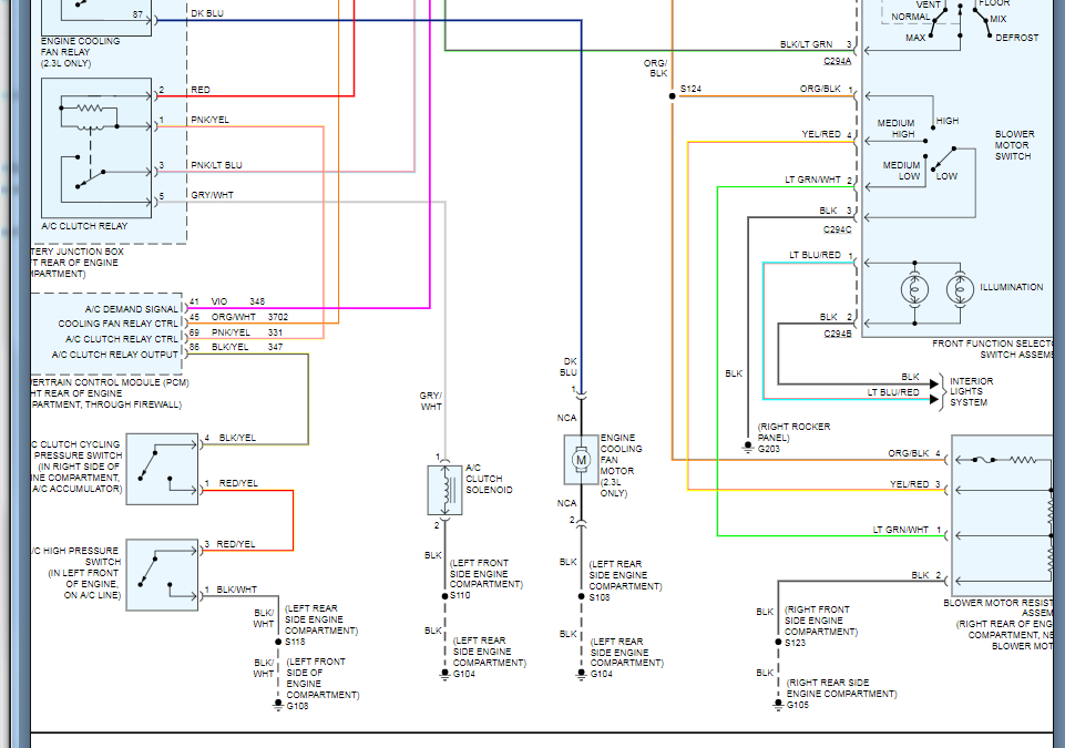 Air Conditioning Wiring Diagram  I Am Needing A Wiring