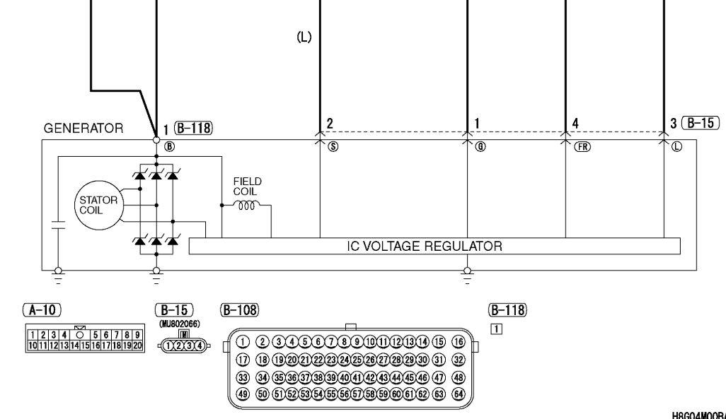 Diagram  Alternator Wiring Hi I Need Help In Determining