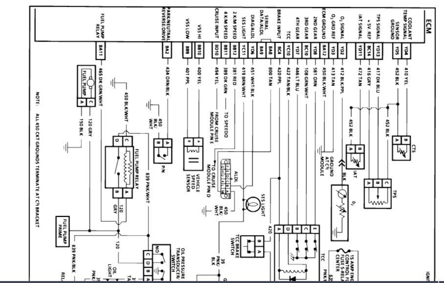 Ecm Wiring Diagram  I U0026 39 M Looking For A Wiring Diagram Of