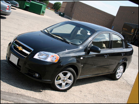 2009 Chevy Aveo Play In Front Strut Mounts