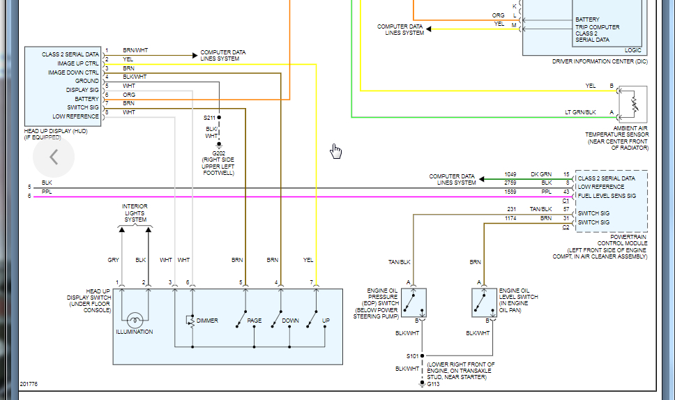 Wiring Diagram Needed For Under Dash  Need A Complete