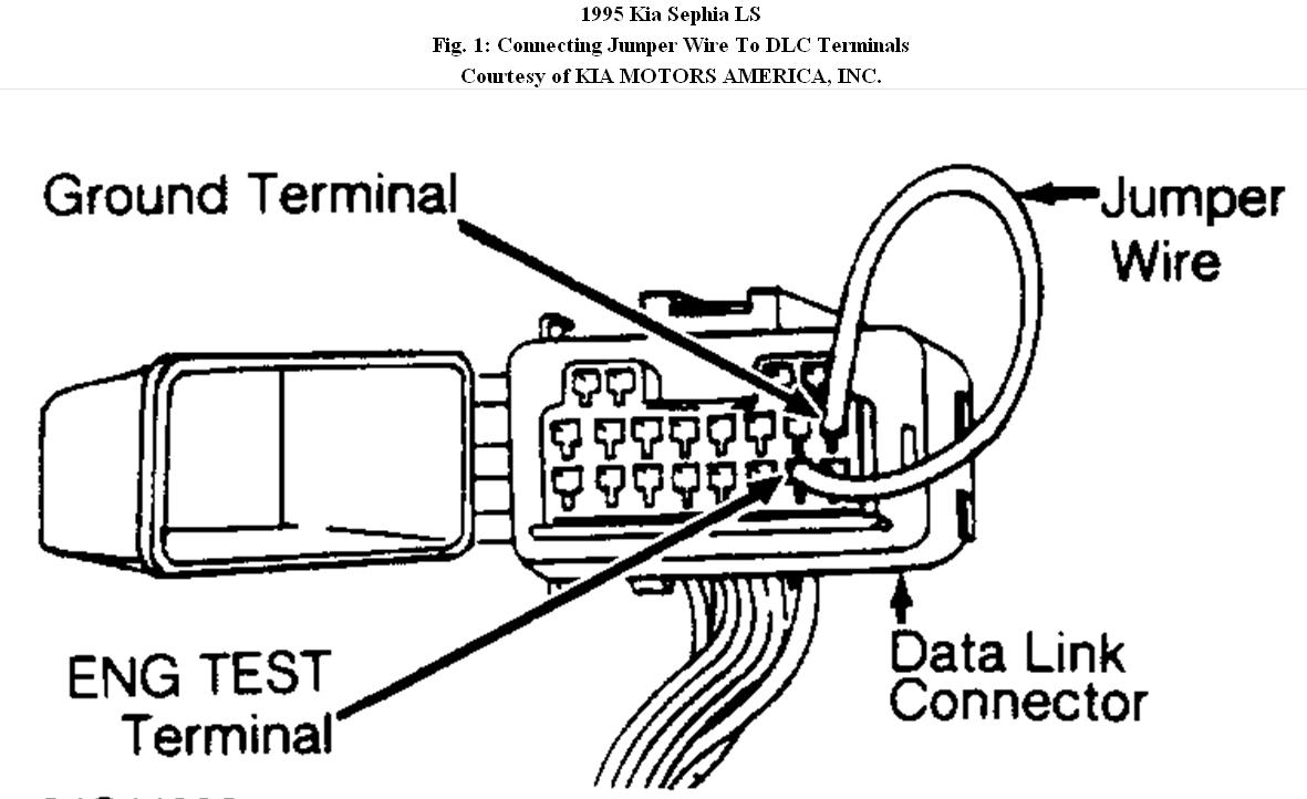 1995 kia sephia engine diagram