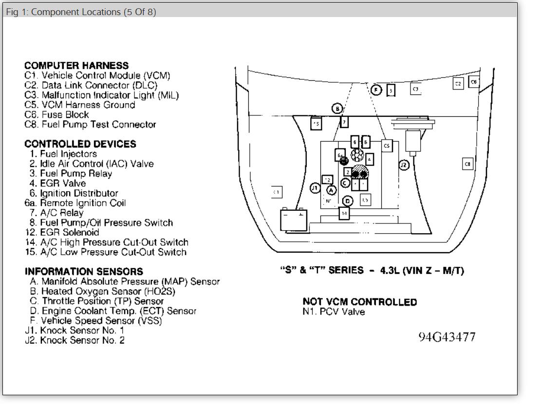 40 Chevy S40 Fuel Pump Wiring   wiring diagram standard ...