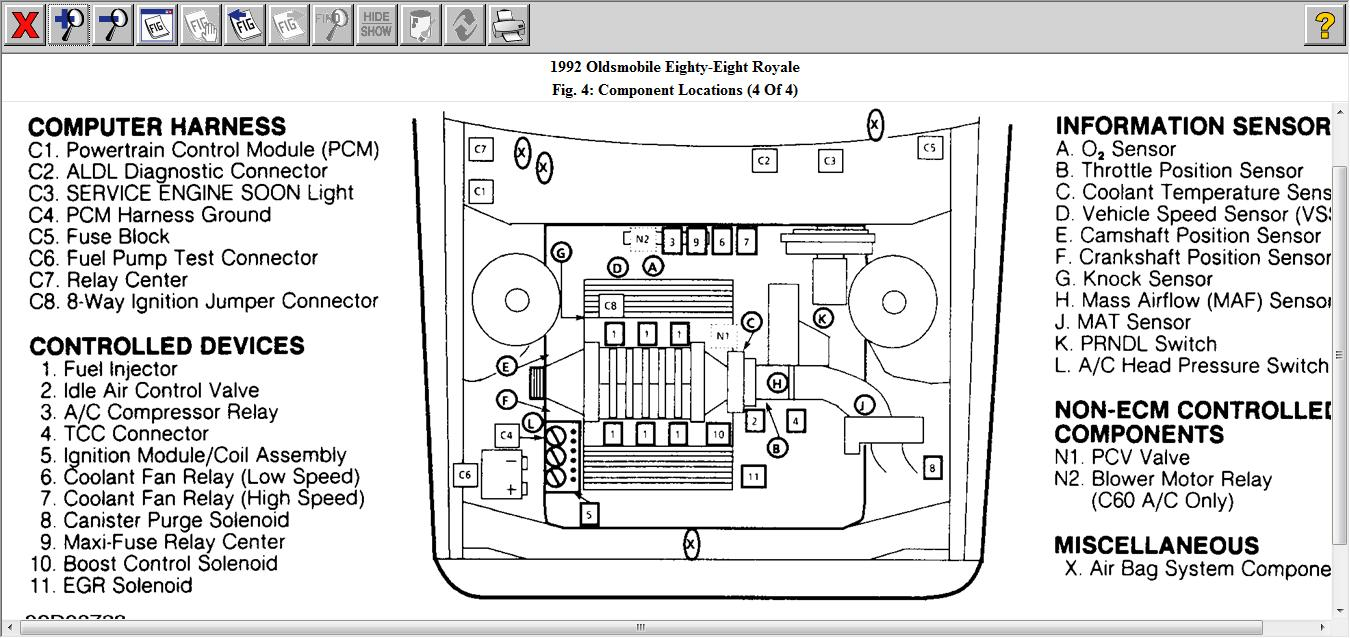 1996 oldsmobile cutl ciera fuse box diagram 1996 pontiac 1996 oldsmobile 88  fuse box location 1996