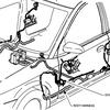1998 Saturn SL 2 Car Door Alarm Preventing Igniton From